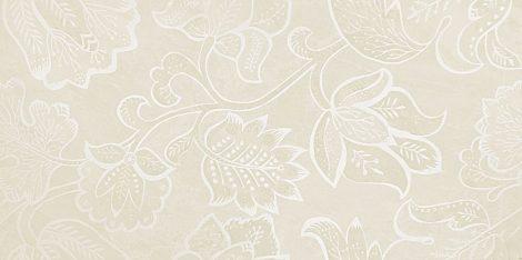 TUBADZIN Obsydian White 59,8x29,8 Fürdőszoba Dekor