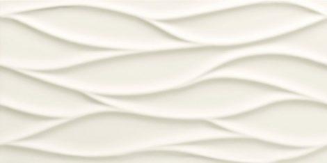 Tubadzin All In White 3 SRT 59,8x29,8 Fürdőszoba csempe
