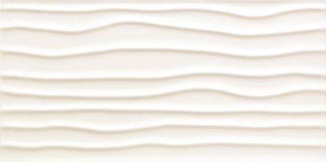 Tubadzin All In White 4 SRT 59,8x29,8 Fürdőszoba csempe