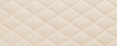 Tubadzin Chenille Pillow Beige STR 74,8x29,8 Matt csempe
