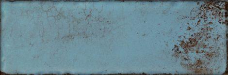 Tubadzin Curio Blue Mix C STR  23,7x7,8 csempe