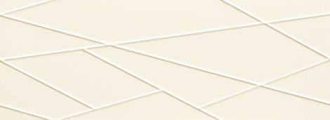 Tubadzin House Of Tones White A STR 32,8x89,8 csempe