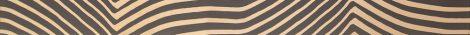 Tubadzin Shine Concrete Dark 59,8x4,5 listwa