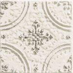 Tubadzin Tinta White 14,8x14,8 Dekor