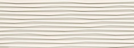 Tubadzin Unit Plus White 2 STR 32,8x89,8 csempe